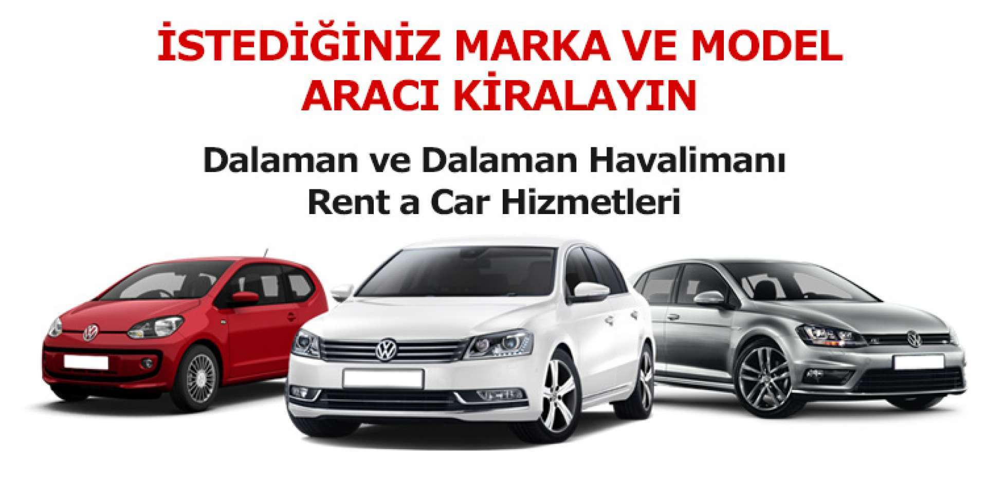 Ercan Rent a Car Dalaman da Ezber Bozan En Ucuz Fiyatlar